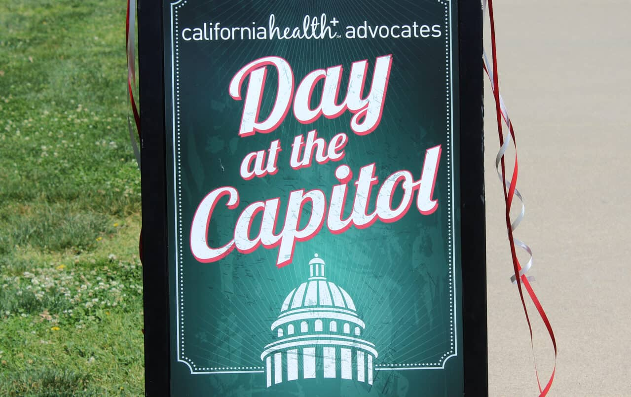 Unicare Day at the Capitol