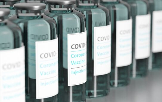 Covid-19 Vaccine is here!